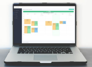 Carnet de travaux connecté avec agenda sur plateforme web Kemtag